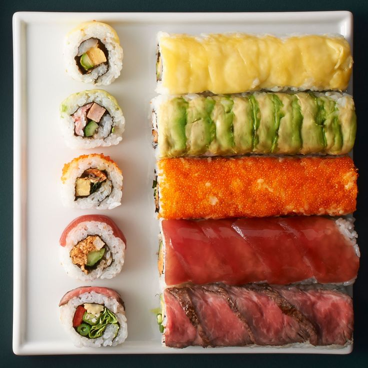 お花見にも◎今アツイのはオシャレで美味しい【寿司ロール】 - curet [キュレット] まとめ