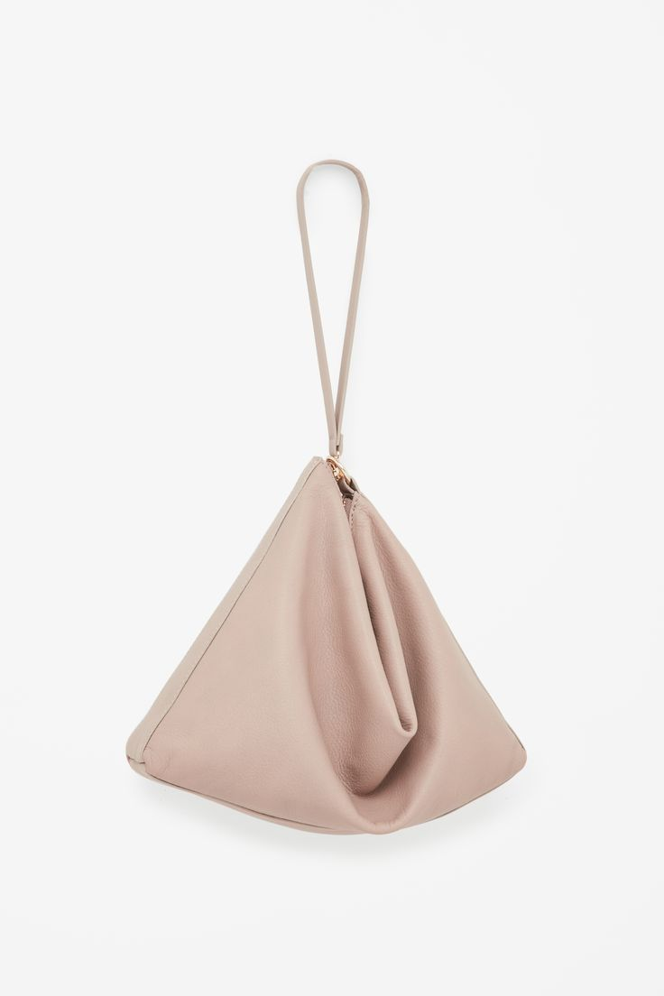 COS | Foldable geometric clutch
