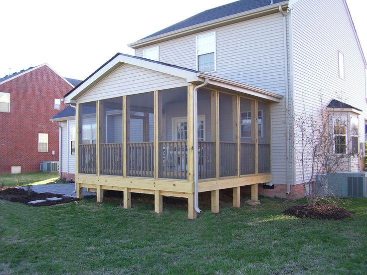 54 best porch deck ideas images on pinterest decks for Florida porch ideas