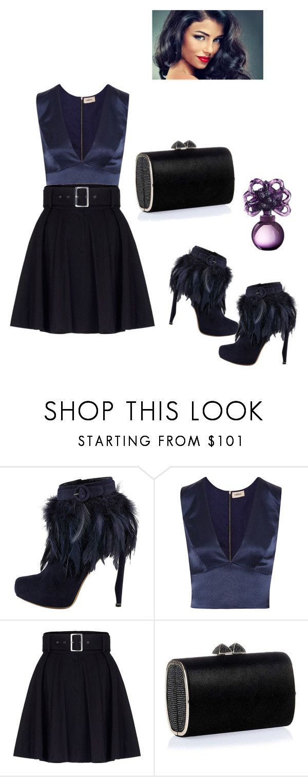 """""""29-09-2017-06"""" by francislu-brito ❤ liked on Polyvore featuring Nicholas Kirkwood, L'Agence, Full Circle and Jimmy Choo"""