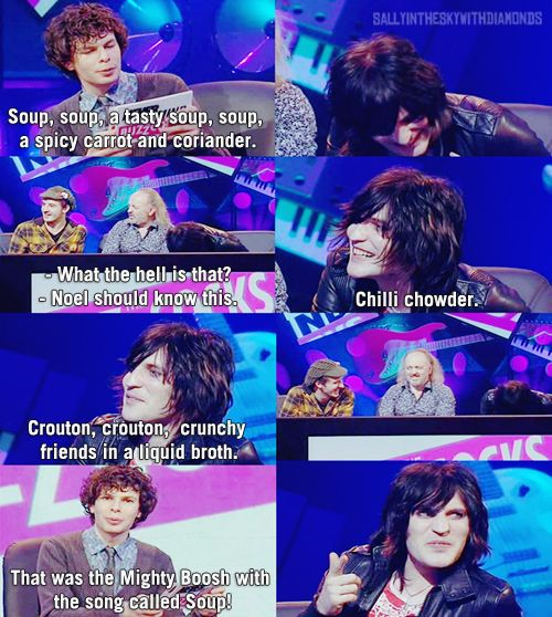 Noel Fielding / Never mind the buzzcocks this is my favourite thing in the entire world