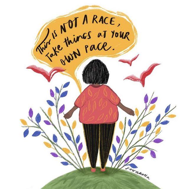 Illustrations mental health