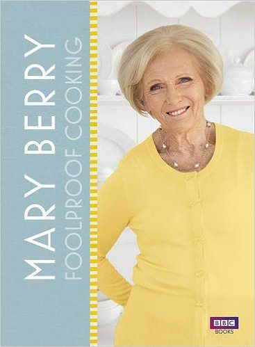 Mary Berry's Foolproof Cooking by Mary Berry will teach you to cook with confidence. The book, out January 2016, is packed with weeknight dinners, irresistible dinner party suggestions, and of course, plenty of tempting treats for those with a sweet tooth.