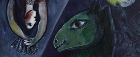Chagall. Thyssen - Bornemisza