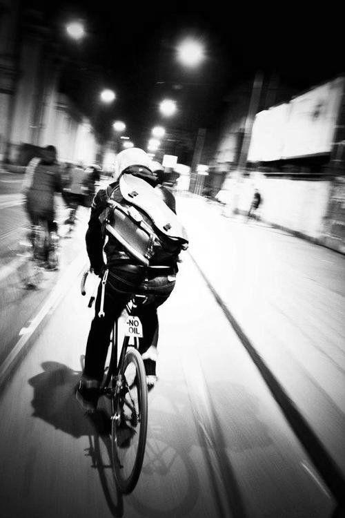 @Look & Feel |=====| Bike messenger