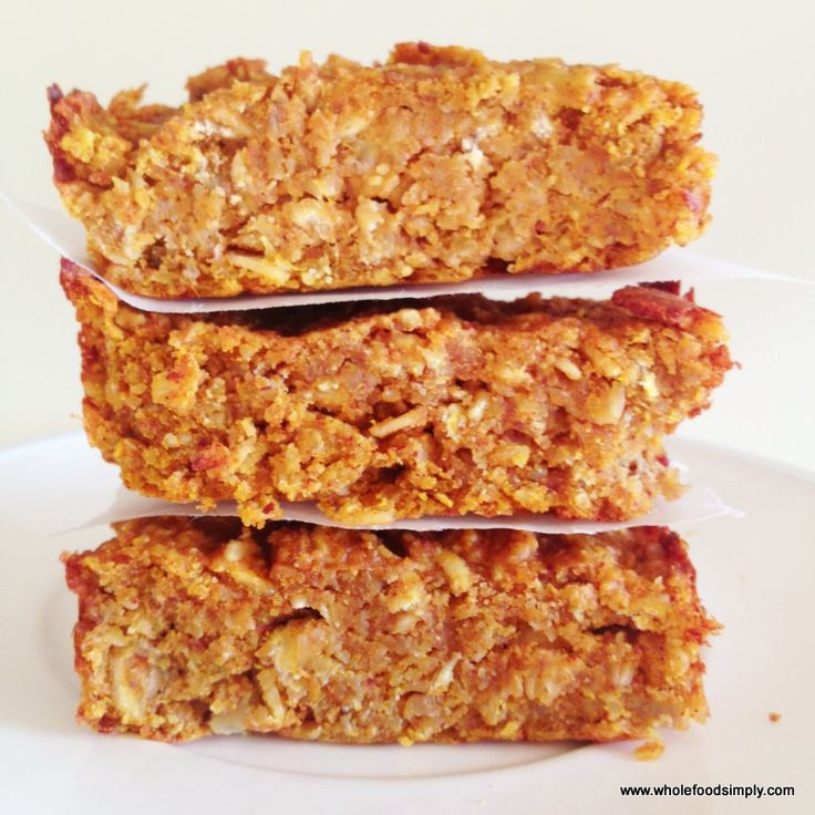Snack Bars - The Oaty Ones
