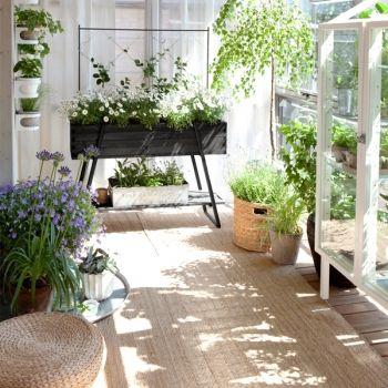 Kekkilä Aiuola rialzata, nera | Giardinaggio | Giardino/esterni | Finnish Design Shop
