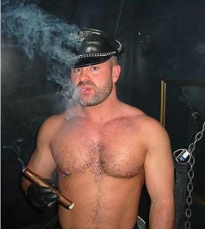 Cigar Smoking Biker Leather Porn - Cigar smoking biker leather porn - Best images about cigar muscle on  pinterest sexy jpg 400x446
