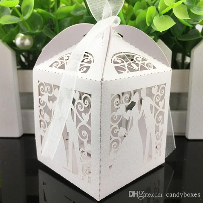 Laser Cut Wedding Favor Boxes Wedding Candy Box Casamento Wedding Favors And Gifts Wholesale Gift Boxes Wedding Keepsake Box From Candyboxes, $0.18| Dhgate.Com