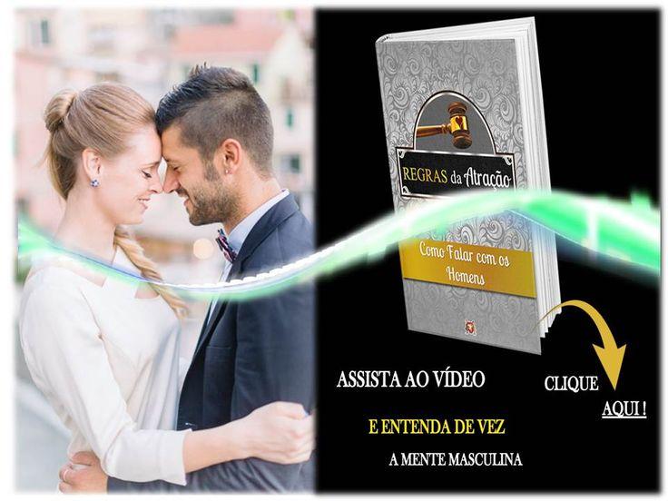 Assista ao Vídeo e Aprenda Como Burlar o Cérebro Masculino para Conquistar Quem Você Quiser... #amor #relacionamento #casal #namoro #casamento #vídeo