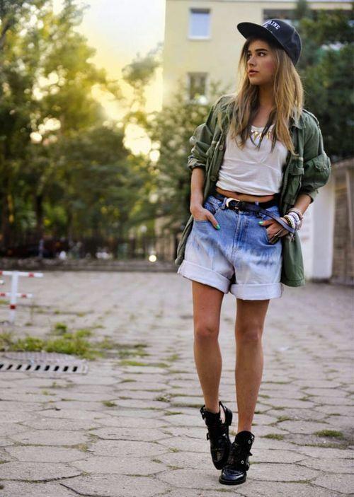 夏のお出かけにはキャップは必需品♡可愛くアクティブなキャップのコーデ☆スタイル・ファッションの参考に♪