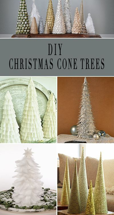 17 best ideas about cone trees on pinterest rustic