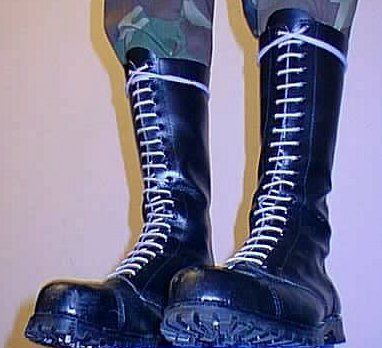 Ranger boots come from a long British heritage of