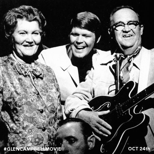 The Campbells (GLEN CAMPBELL I'LL BE ME, in theaters October 24th 2014)