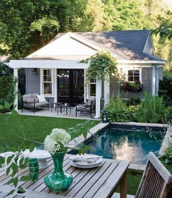 Best 25+ Small pools ideas on Pinterest | Small backyard ...