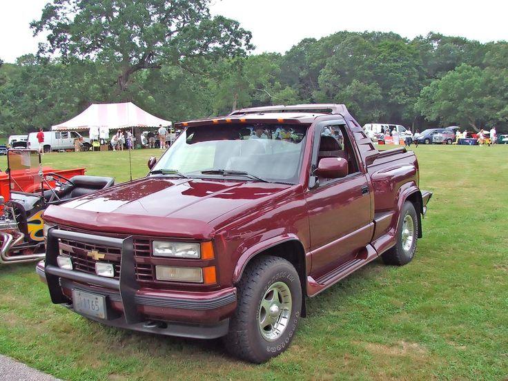 1993 Chevy Silverado Mark pickup