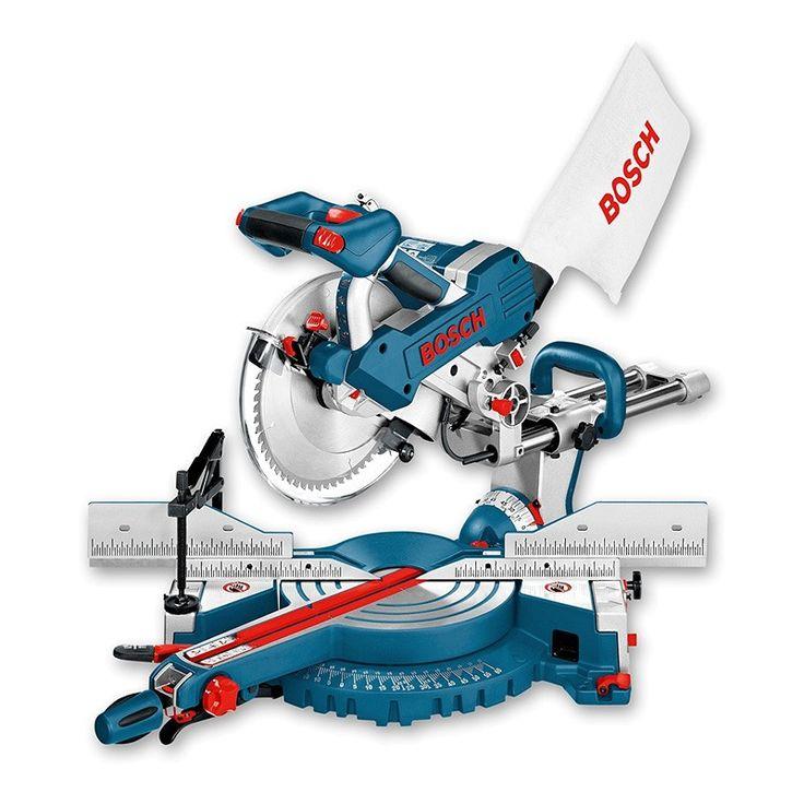 $699 Bosch GCM10SD Slide Compound Mitre Saw