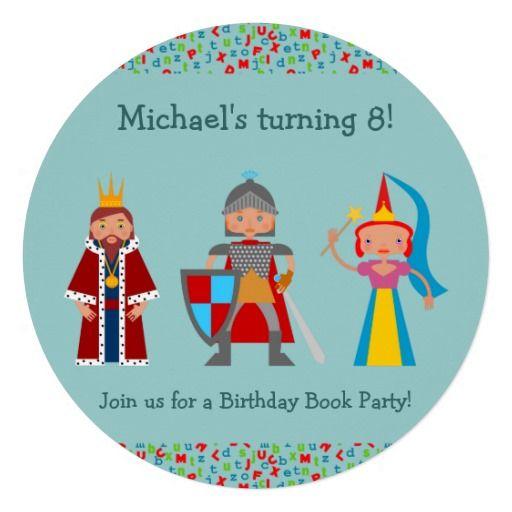 Knight Birthday Party Invitations Ideas – Knight Birthday Invitations