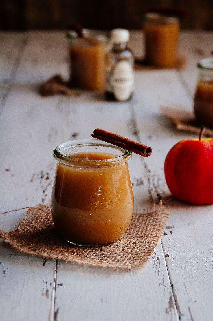 Hint of Vanilla: Homemade Hot Apple Cider