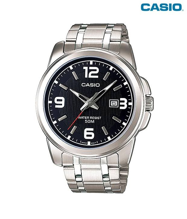 Casio Classic Anaolg MTP-1314D-1AVDF (A550) Men's Watch, http://www.snapdeal.com/product/casio-enticer-anaolg-mtp1314d1avdf-a550/27191