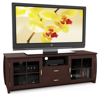astonishing poundex tv stand. Sonax Washington Wood Espresso 59 inch Entertainment Center 24 best TV Stands images on Pinterest  Tv stands Television
