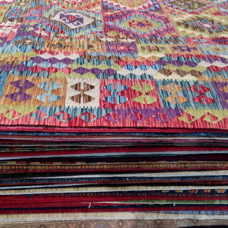 Bright Kilims #kilim #persianrugs #rugs #interiors #Sydney