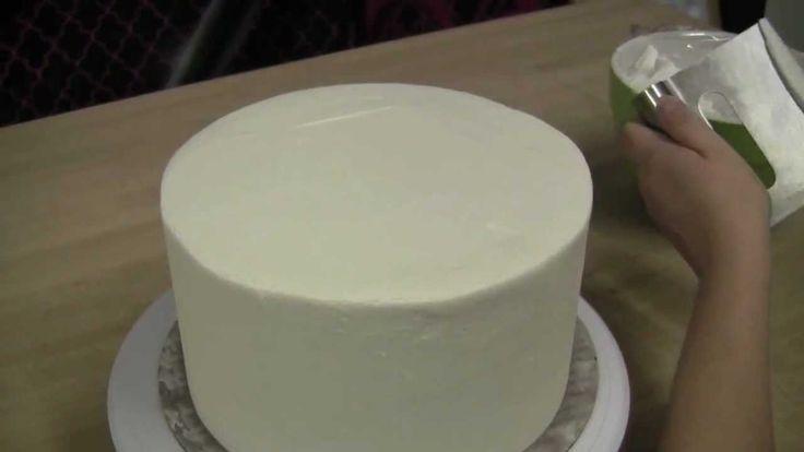 Krazy Kool Cakes How To Dam A Cake