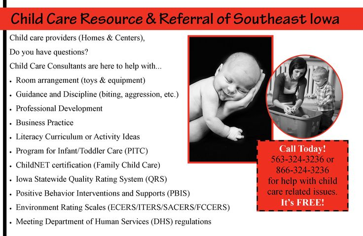 Pin by Child Care Resource & Referral of Southeast Iowa on