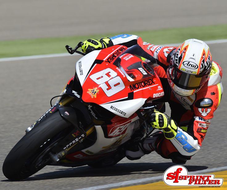 Ondřej Ježek - Ducati PanigaleR by TripleM by Barni Racing Team  http://www.sprintfilter.net/en/bike/products/ducati/1199