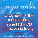 Yoga Nidra meditation. Best 20 minutes a day you'll spend!!!