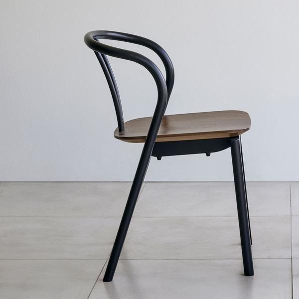 ercol Flow Chair - Walnut