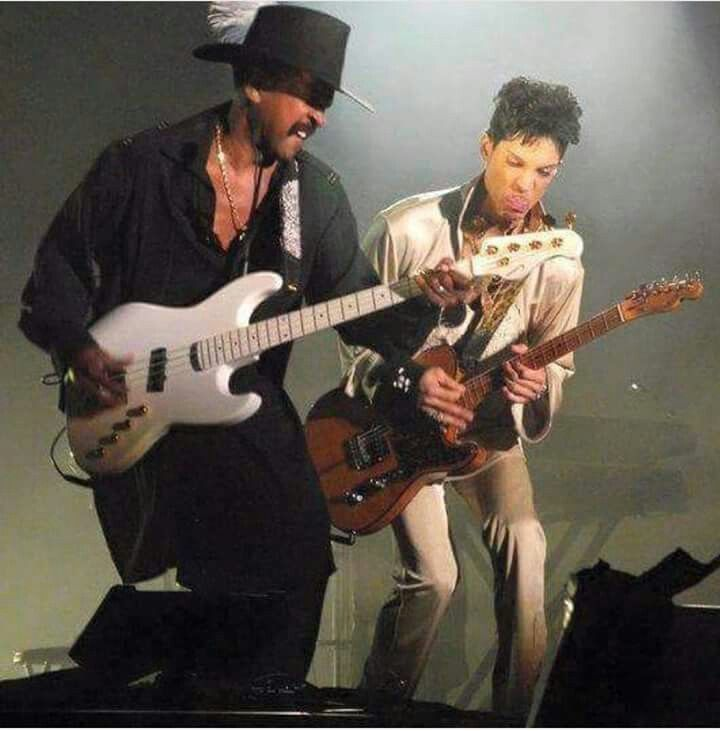 LARRY GRAHAM & PRINCE