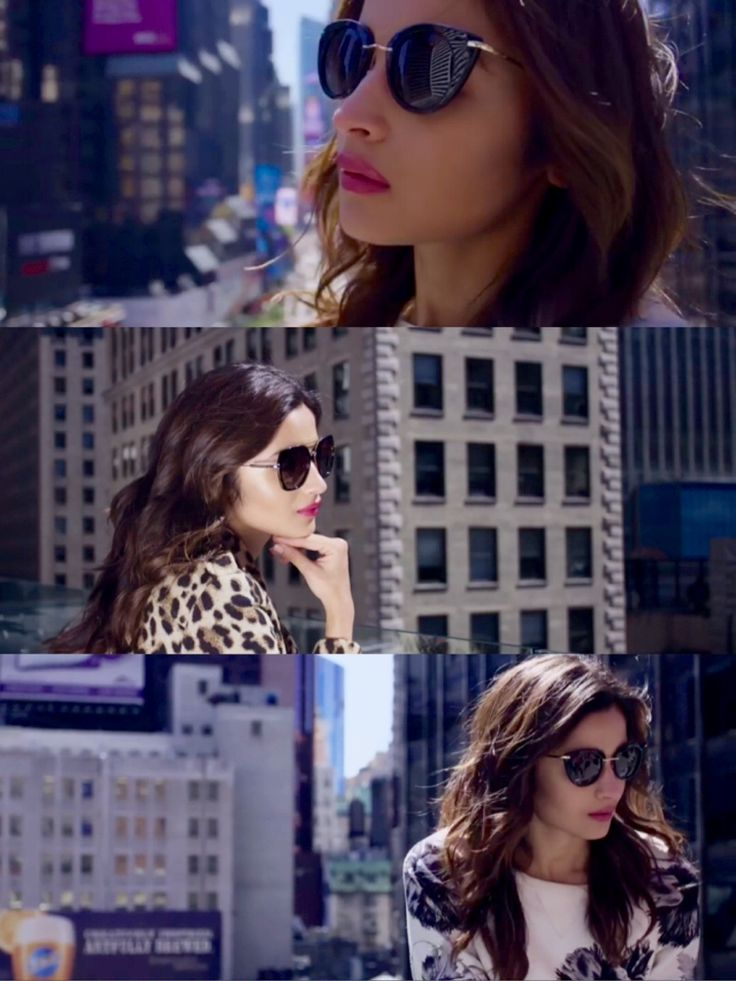 Alia Bhatt for IDEE Eyewear brand film 2016