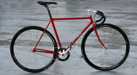 The New IRIDE Track Bike, fixed gear, fixie or pista. Unique special handmade exotic authentic bicycle.Track Bikes,  Off-Road, Special Handmade,  All-Terrain Bikes, Exotic Authentic, Authentic Bicycles, Unique Special, Handmade Exotic, Irid Track