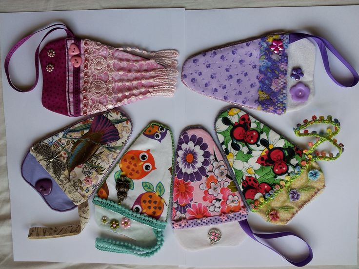 Embroidery Scissor cases