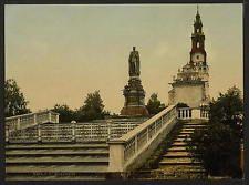 The Czar AlexanderS Monument Czestochowa A4 Photo Print
