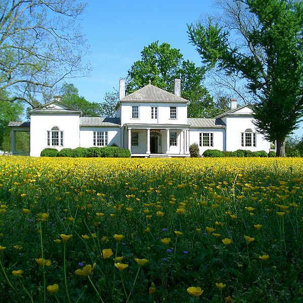 Battersea Is An Important Colonial Plantation House