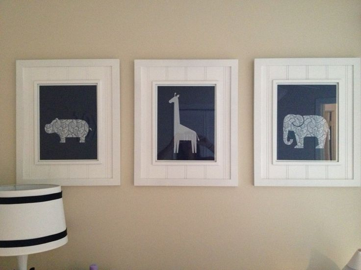 Simple wall prints <3