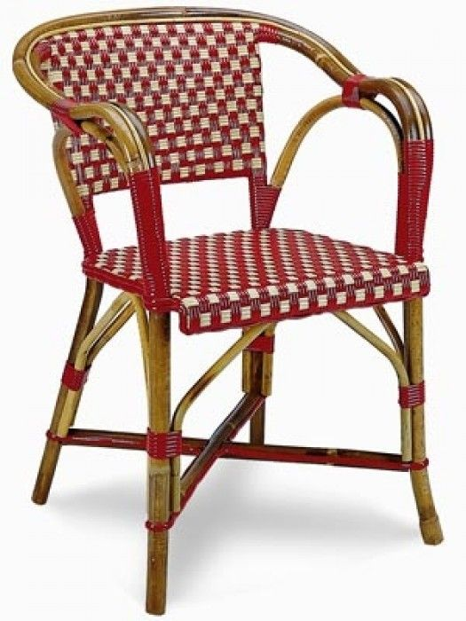 Top Ten Elegant Outdoor French Bistro Chairs
