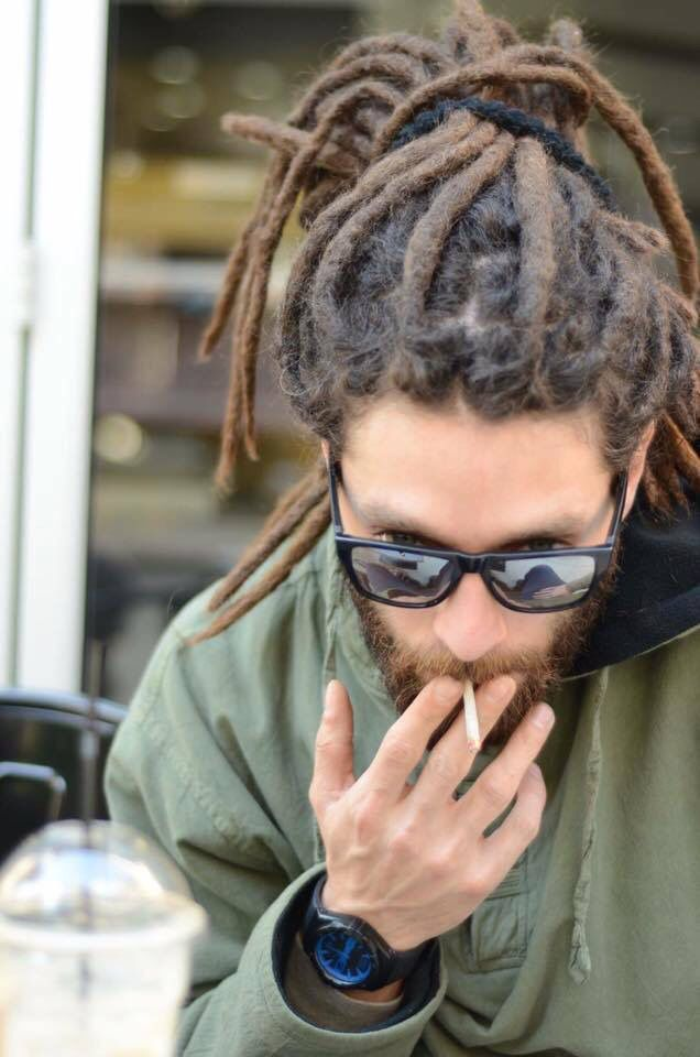 Best big dreads for the men!                                                                                                                                                      More
