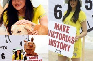 Adah Sharma For PETA