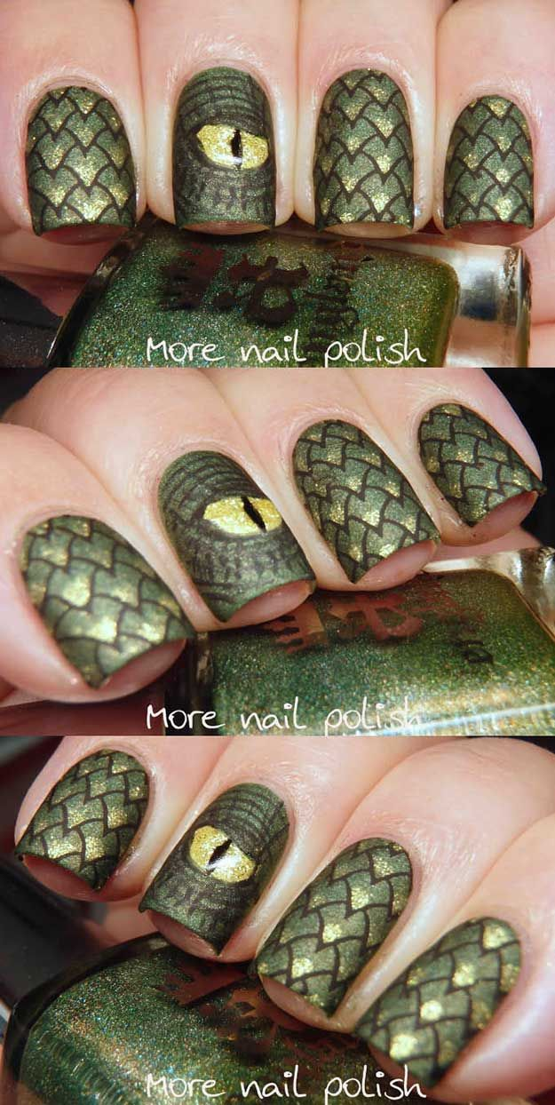 76 best 75 Most Creative Nail Art Ideas We Could Find images on ...