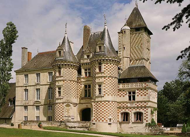 Chateau des Reaux