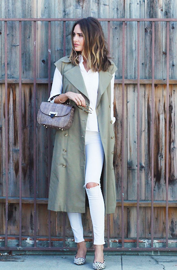 We have a major style crush on Louise Roe.