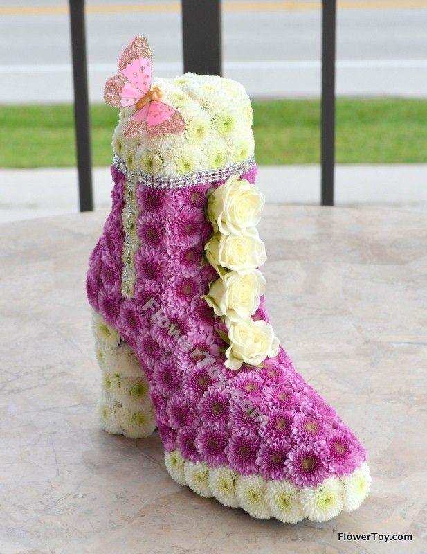 FlowerToy Boot