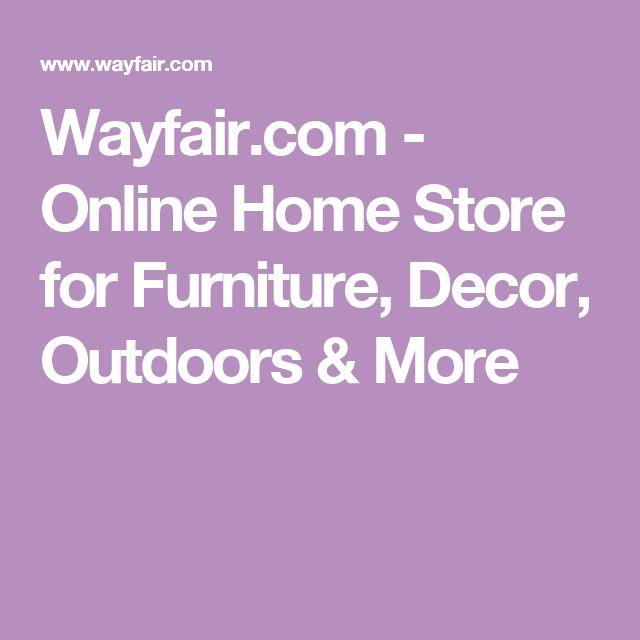 Wayfair.com - Online Home Store for Furniture, Decor, Outdoors & More