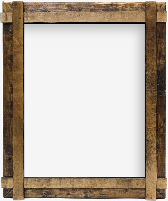 30 Best Wooden Picture Frames Images On Pinterest Timber