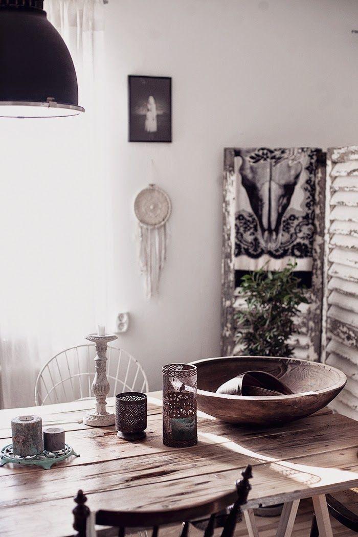 Boho style : Chez la photographe Anna Malmberg | La petite fabrique de rêves