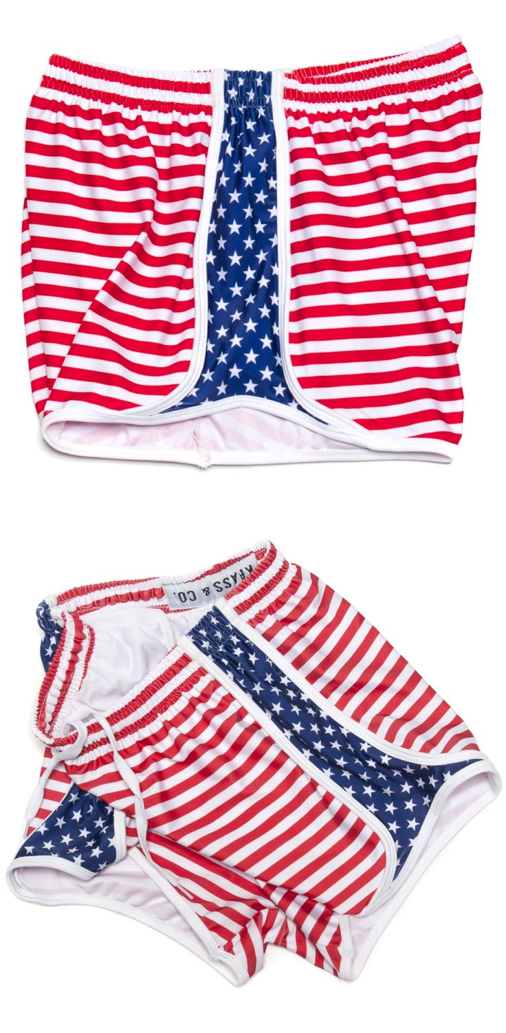 "The perfect shorts for the 4th! Now 20% off and free shipping with code ""krass20"" until 6/28/15."