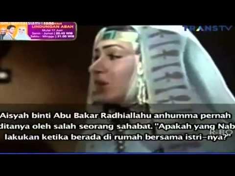 Muslim Wajib Nonton Cara Rasulullah SAW Membahagiakan Istri ~ Berita Isl...
